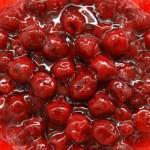 Κεράσι Κόκκινο Σε Ζελέ